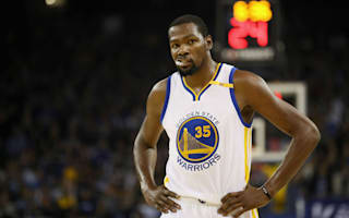 George is my favourite NBA player - Durant
