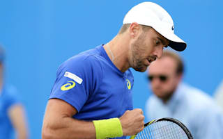 Johnson sees off Anderson and Seppi to set up Cuevas final