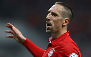 Bayern's Ribery eager to finish off Arsenal after warm-up win over Cologne