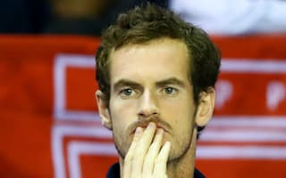 Murray out of Davis Cup tie