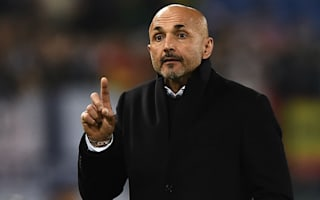 Spalletti sees positives in defeat for Roma