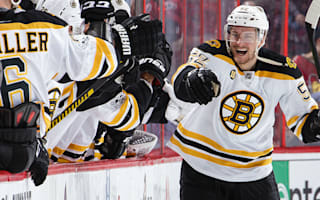 Stanley Cup playoffs three stars: Kuraly helps Bruins stay alive in double OT win