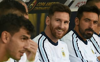 Martino: Messi able to play in four days