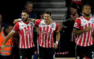 Southampton 1 Everton 0: Quickfire Austin strike the difference on Koeman's return