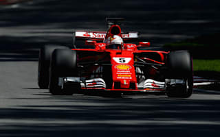 Vettel rues qualifying performance, but expects 'very close race' in Montreal