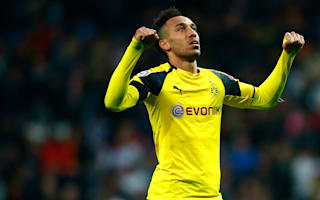Aubameyang reiterates Madrid dream after Bernabeu show