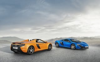 McLaren 12C to be replaced by 650S