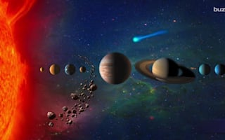 Star set for potential solar system collision