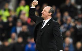 Benitez staying at Newcastle after Ashley assurances