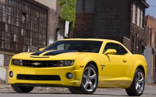 Chevrolet Camaro coming to the UK in 2011