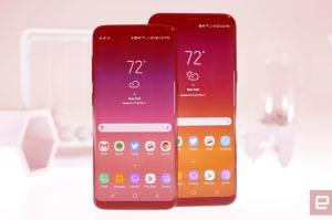 Samsung lanzará una actualización para arreglar la pantalla roja de algunos Galaxy S8