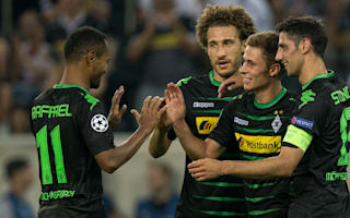 Six of the best for Gladbach as Rostov rout Ajax