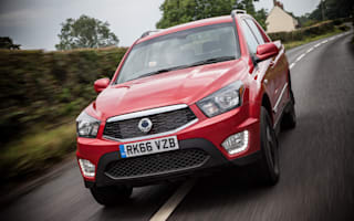First Drive: Ssangyong Musso