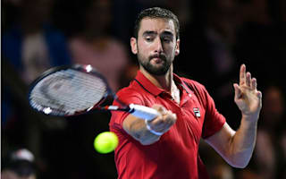 Cilic strengthens grip on Finals berth with Basel victory