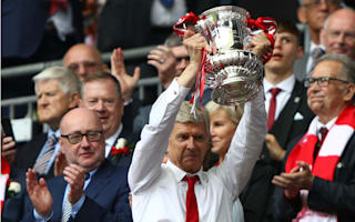 Wenger should bow out in glory after Wembley thriller
