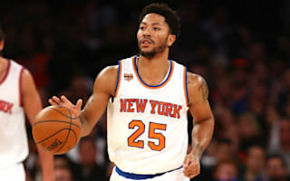 Knicks star Rose wants to remain in New York - agent