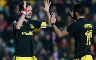 Guijuelo 0 Atletico Madrid 6: Carrasco scores twice in rout