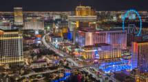 ¡Hola, Las Vegas! Ya estamos aquí