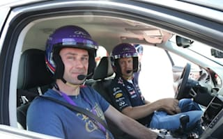 Seb Vettel talks exclusively to AOL Cars ahead of Canadian Grand Prix