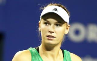 Resurgent Wozniacki ousts Bencic, Kvitova through in Tokyo