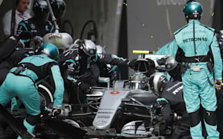 Stopwatch failure to blame for Rosberg's slow stop