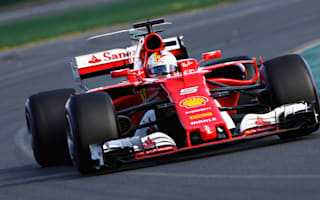 Vettel beats Hamilton to Australian GP glory