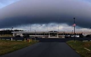 Ever seen a 'horizontal tornado?' Rare roll cloud spotted in US