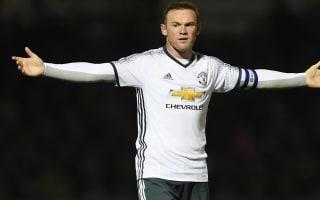 'Champion' Rooney not ahead of my players - Ranieri
