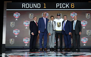 Vegas Golden Knights add to developing roster with three first-rounders