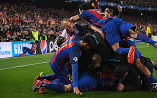 Barcelona not more dangerous after PSG triumph, says Madrid boss Zidane