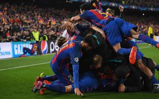 Barcelona not more dangerous after PSG triumph, says Madrid boss Zidane