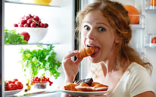 Eight tips to curb night-time snacking