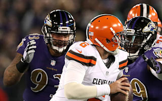 Browns faced with 0-16 possibility after Ravens loss