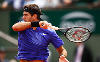 French Open Diary: Del Potro's 'manly grunt' strikes a chord with Murray, Wozniacki a Klopp fan