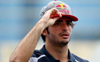 Sainz happy with new look Toro Rosso