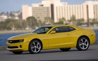 A muscle car to fall in love with: Chevrolet Camaro
