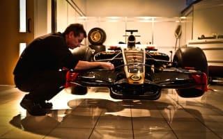 Behind the scenes at Lotus Formula 1 HQ