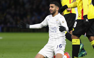 Mahrez could be dropped - Ranieri