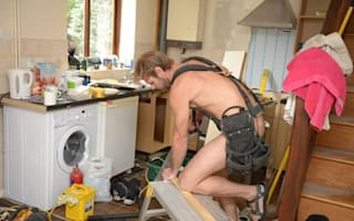 Naked gardener shocks villagers in Kent