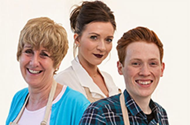 Vote now: Who's going to win this year's Great British Bake Off?