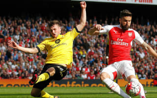 Aston Villa deserve credit despite 4-0 loss, insists Black