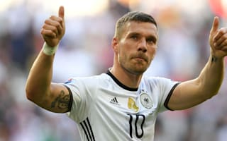 Podolski confirms international retirement
