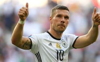 Podolski confirms international retirement