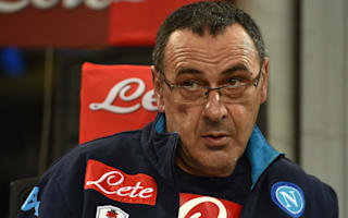 Juventus in a different class claims Sarri