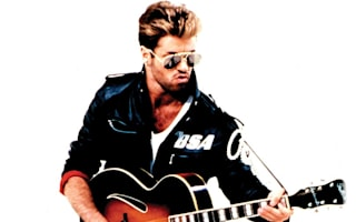 George Michael's iconic clothes set to cause auction frenzy
