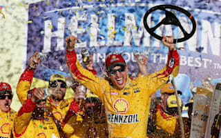 Logano wins in overtime to advance in Chase