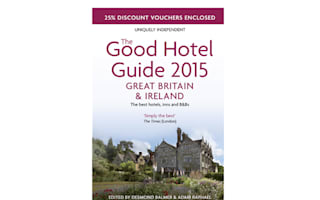 Win! A copy of The Good Hotel Guide 2015