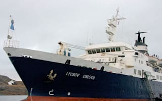 Ghost cruise ship heaving with 'cannibal rats' heading for Britain?