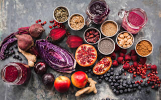 Five superfoods to help reduce stress
