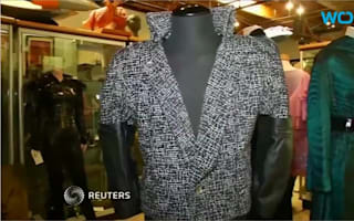 Prince's 'Purple Rain' costume sells for £144,492
